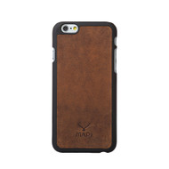 Mapi Brown Snap-on Case for Apple iPhone 6 Plus / 6S Plus