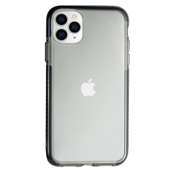 Bodyguardz - Ace Pro 3 Case for Apple iPhone 11 Pro Max - Smoke and Black