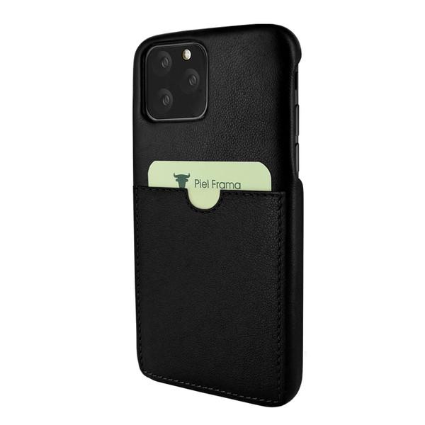 Piel Frama 835 Black FramaSlimGrip Leather Case for Apple iPhone 11 Pro Max