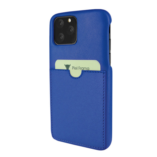 Piel Frama 832 Blue FramaSlimGrip Leather Case for Apple iPhone 11 Pro