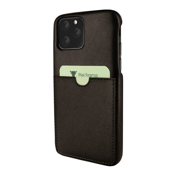 Piel Frama 832 Brown FramaSlimGrip Leather Case for Apple iPhone 11 Pro