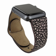 Piel Frama 732 Brown Stingray Leather Strap for Apple Watch (38mm)