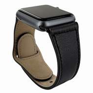 Piel Frama 733 Black Leather Strap for Apple Watch (42-44mm)