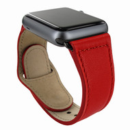 Piel Frama 733 Red Leather Strap for Apple Watch (42mm)