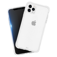 Case-mate - Protection Pack Tough Clear Case Plus Glass Screen Protector for Apple iPhone 11 Pro - Clear