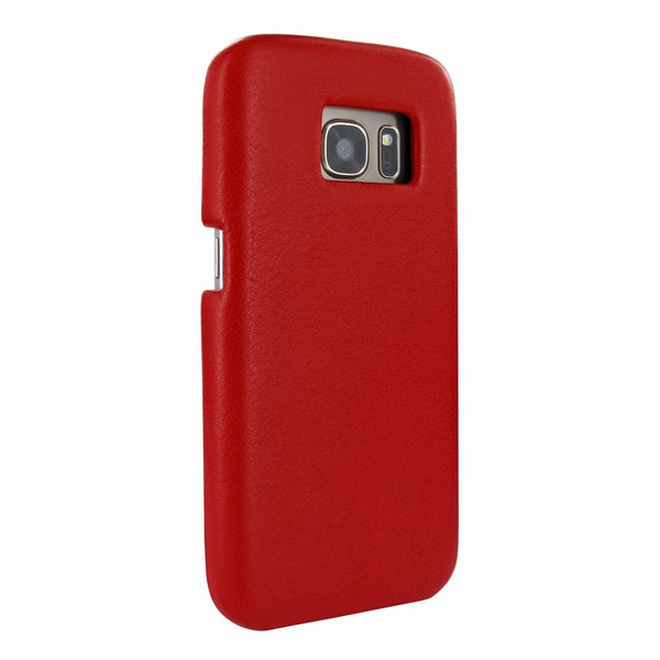 Piel Frama 743 Red FramaGrip Leather Case for Samsung Galaxy S7