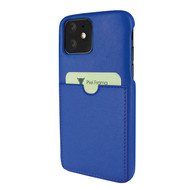 Piel Frama 838 Blue FramaSlimGrip Leather Case for Apple iPhone 11