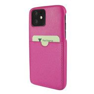 Piel Frama 838 Pink FramaSlimGrip Leather Case for Apple iPhone 11