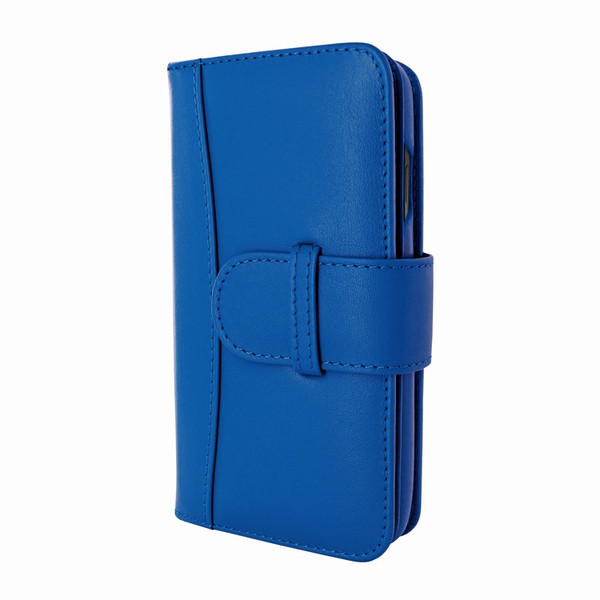 Piel Frama 840 Blue WalletMagnum Leather Case for Apple iPhone 11 Pro
