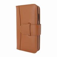 Piel Frama 840 Tan WalletMagnum Leather Case for Apple iPhone 11 Pro