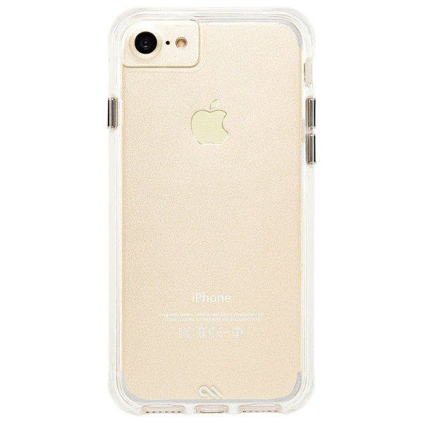 Case-mate - Tough Clear Case for Apple iPhone 8  /  7  /  6s  /  6 - Clear