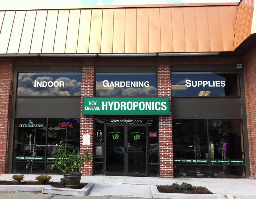 Massachusetts Store Hydroponics Indoor Garden Grow