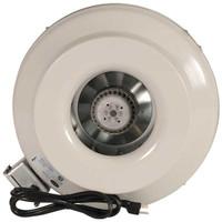 """Can Fan 6"""" HO Inline Fan Duct Blower"""