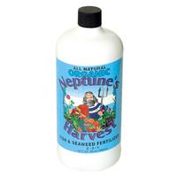 Neptune's Harvest Fish and Seaweed - 128oz