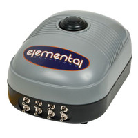 Elemental O2 Pump - 8 Outlet