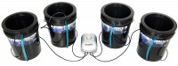Root Spa Bucket System 4 pack