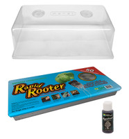 Rapid Rooter Propagation Seed Starting Kit