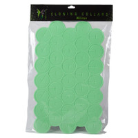 EZ Clone Collar Neoprene 35pk Green