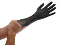 Black Lightning Gloves Small - Box of 100
