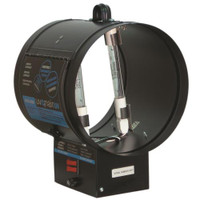Uvonair UV Inline Duct Booster Ozonator 8 in - 2 Bulb (6/Cs)