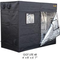 Gorilla Grow Tent 4'x8' LITE LINE No Extension Kit