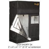 "Gorilla Grow Tent 2'x4' SHORTY w/ 9"" Extension Kit"
