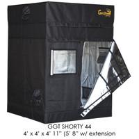 "Gorilla Grow Tent 4'x4' SHORTY w/ 9"" Extension Kit"
