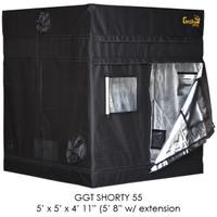 "Gorilla Grow Tent 5'x5' SHORTY w/ 9"" Extension Kit"