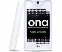 Ona Apple Crumble Spray Card, 12 ml