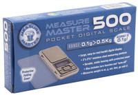 Measure Master Digital Pocket Scale - 500g