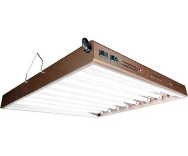 Hydroponics | HydroFarm Designer T5 Fluorescent Light 2\' x 4 w/bulbs ...