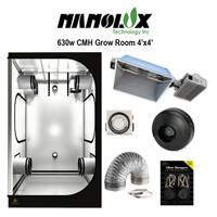 Nanolux 630w CMH 4'x4' Grow Room