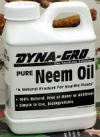 Pure Neem Oil - 8 oz
