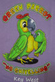 BABY PARROT ONEZIE