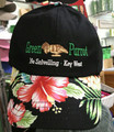 Floral Mayan Cloth Hat