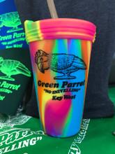 Rainbow Tye-Dye Swirl
