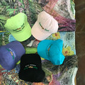 Womens Embroidered Cloth Hat