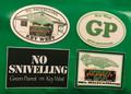 small sticker