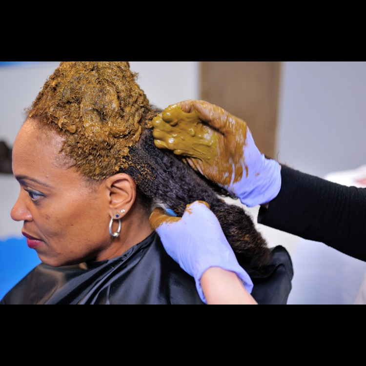 Healthy Hair - Organic and Natural Henna Hair Color and Care