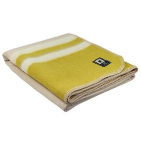 Beige/Mustard - Ivory Stripes