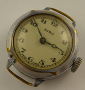 Vintage 1930s Ladies Art Deco Siro Swiss made Mechanical Wrist Watch (PARTS OR RESTORATION)