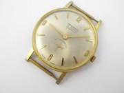 Vintage Gents Spendid 17 Jewels Superflat Swiss Wrist Watch