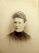1800s Victorian Cabinet Card Photograph by T J Miller Jr. Fakenham & Sherringham