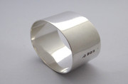 Antique 1932 Hallmarked Sterling Silver Napkin Ring