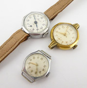 Collection of Vintage Ladies Wrist Watches
