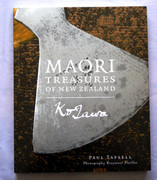 Maori Treasures of New Zealand by Paul Tapsell Book