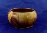 Vintage Australian Bendigo Pottery Vase or Bowl