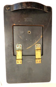Antique W Middlemiss Bradford Camera Photograph Timber  Plate