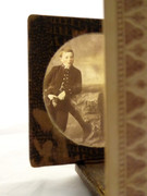 Rare Late 1800s Stereograph Photo Viewer Postcard Cabinet Card Magnifier