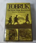 AIF WW2 TOBRUK - The Great Siege Reassessed Frank Harrison  ISBN 1860199860